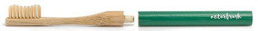 Зубная щетка Naturbrush Headless Toothbrush Green