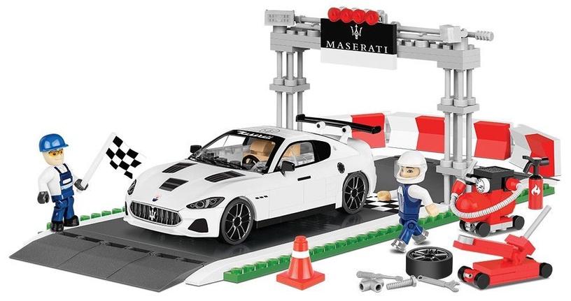 Konstruktors Cobi Constructor Maserati GranTurismo GT3 Racing
