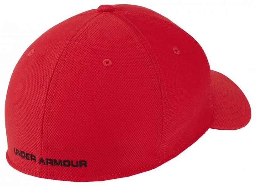 Cepure Under Armour Cap Men's Blitzing 3.0 1305036-600 Red M/L