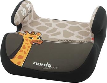Mašīnas sēdeklis Nania Topo, smilškrāsas, 15 - 36 kg