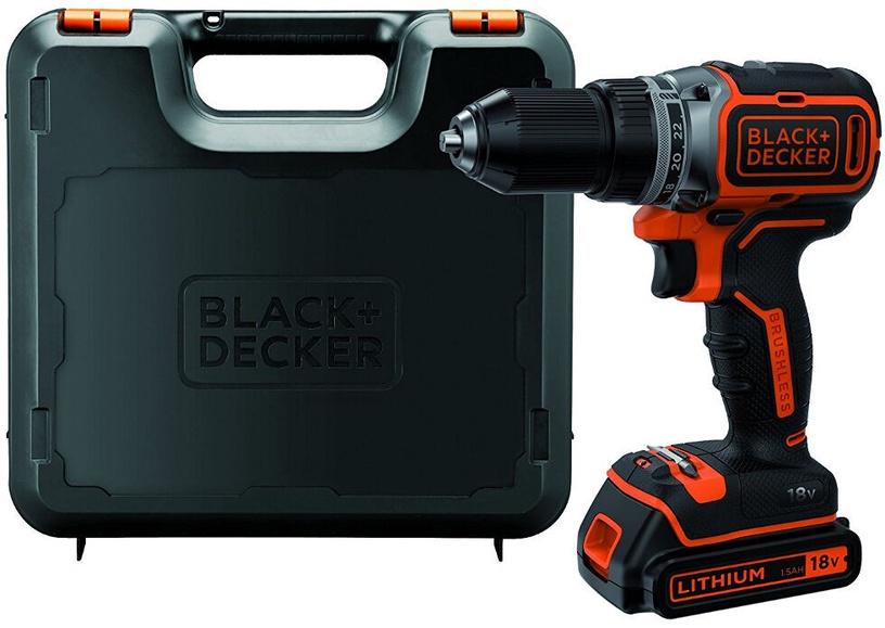 Urbis Black & Decker BL186K Compact