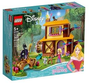 Konstruktors LEGO Disney Auroras Forest Cottage 43188