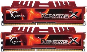 Operatīvā atmiņa (RAM) G.SKILL RipjawsX F3-10666CL9D-8GBXL DDR3 8 GB