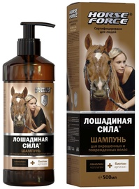 Шампунь Horse Force For Colored and Damaged Hair, 500 мл