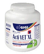 Пищевые добавки для собак GiGi Acti Vet XL Powder 1040g