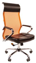 Chairman 700 Mesh Eco Black Orange