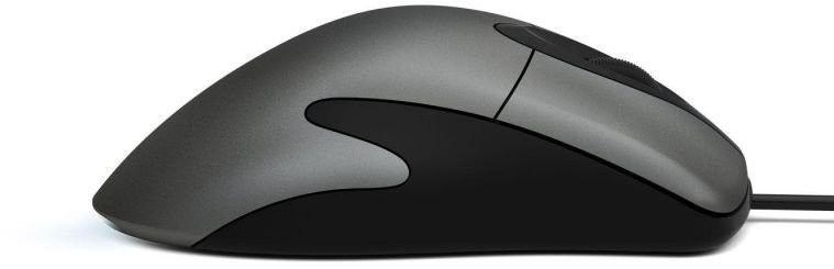 Компьютерная мышь Microsoft Classic IntelliMouse HDQ-00003 Gray, проводная, оптическая