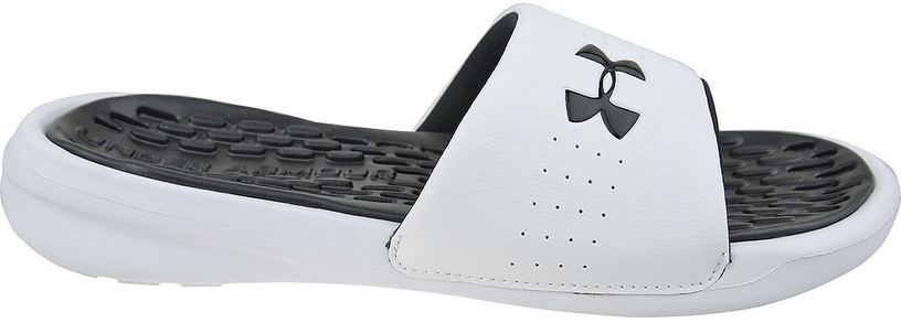 Under Armour Slippers Debut Fix 3000063-101 White 42