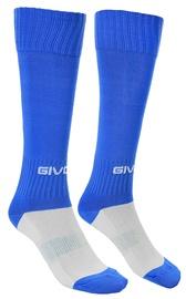 Givova Socks Calcio Blue Senior