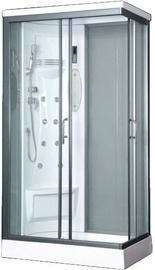Dušas kabīne Vento Biello Left, masāžas, taisnstūrveida, 700x1100x2180 mm
