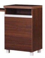 Bodzio Aga Dressing Table Right Walnut