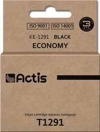 Actis Cartridge For Epson 18ml Black