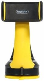 Remax RM-C15 Windshield Glas/Dashboard Car Holder Black