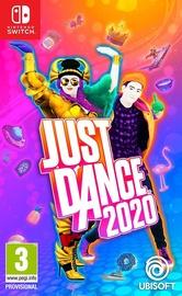 Nintendo Switch spēle Just Dance 2020 SWITCH