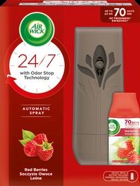 Gaisa atsvaidzinātājs Air Wick Freshmatic Red Berries komplekts