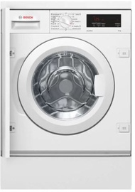 Встраиваемая стиральная машина Bosch WIW24341EU, 8 кг, C
