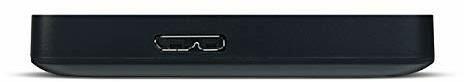 Toshiba Canvio Basics Portable 4TB Black