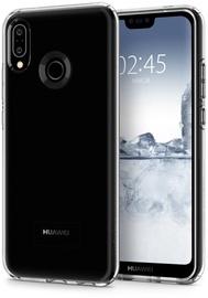 Spigen Liquid Crystal Back Case For Huawei P20 Lite Transparent