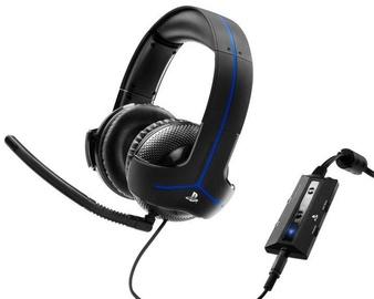 Austiņas Thrustmaster Y300P Official Black/Bluie