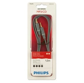 Kabelis 3.5-3.5mm 1.5m Philips SWA4522S