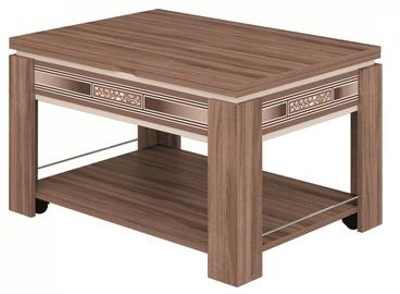 Журнальный столик DaVita Agat 24.10 Shimo Ash, 900 - 1300x650x520 - 760 мм