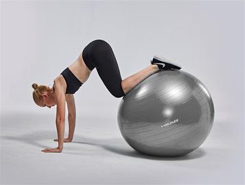 Head Fitness Ball 65cm Silver NT961