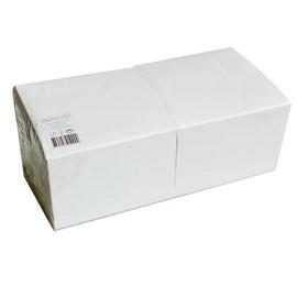 Papīra salvetes balts 400gab