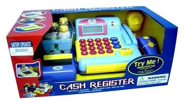 Rotaļu kases aparāts 602990018