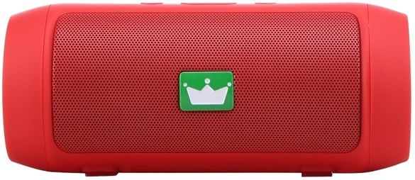 Bezvadu skaļrunis ForMe FS-102 Red, 3 W