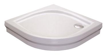 Dušas paliktnis Ravak Elipso 90 PAN, 900 mm x 900 mm