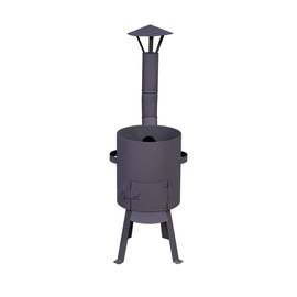 Гриль Grill'D GR-036, черный, 32 см