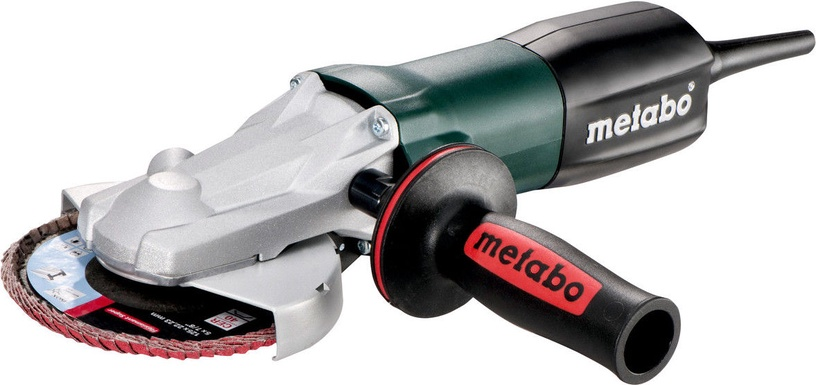 Metabo WEF 9-125 Quick Flat-Head Angle Grinder