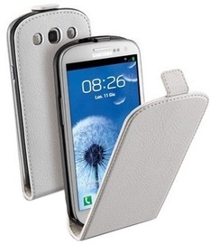 Cellular Line Flap Essential Case For Samsung Galaxy S2 White