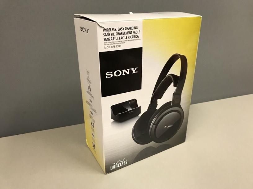 Беспроводные наушники Sony MDR-RF855RK (поврежденная упаковка)/2
