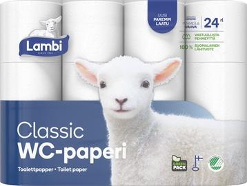 Tualetes papīrs Lambi Toilet Paper 24pcs