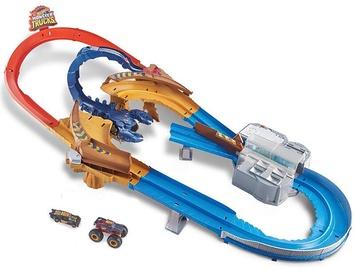 Mattel Hot Wheels Monster Truck Scorpion Sting Raceway GNB05