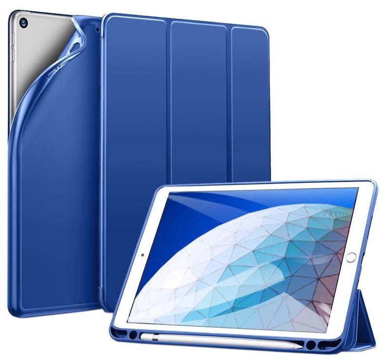 """ESR Yippee Series Book Case For Apple iPad Air 3 10.5"""" 2019 Blue"""