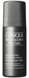 Clinique Skin Supplies For Men Roll On 75ml Antiperspirant