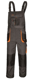 Apģērbs Art.Master Classic Working Bib Pants Grey/Orange 58