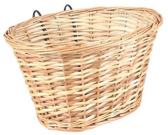 Good Bike Willow Basket Brown 35x26x20cm