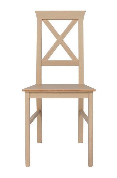 Стул для столовой Black Red White Alla 4 Beige/Brown, 1 шт.