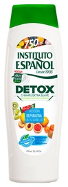 Šampūns Instituto Español Detox Extra Soft, 750 ml