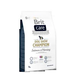 Сухой корм для собак Brit Care Dog Show Champion Salmon & Herring 3kg