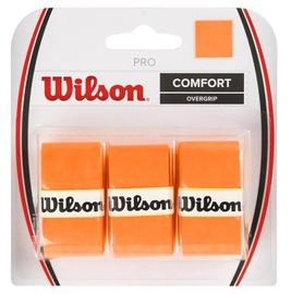 Wilson Pro Overgrip 3 Pack Orange