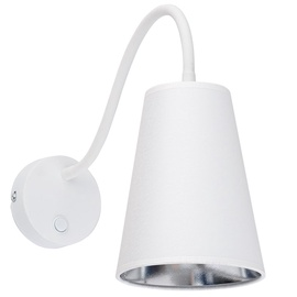 Lampa TK Lighting Wire Silver 3240, 15 W, 1 gab.