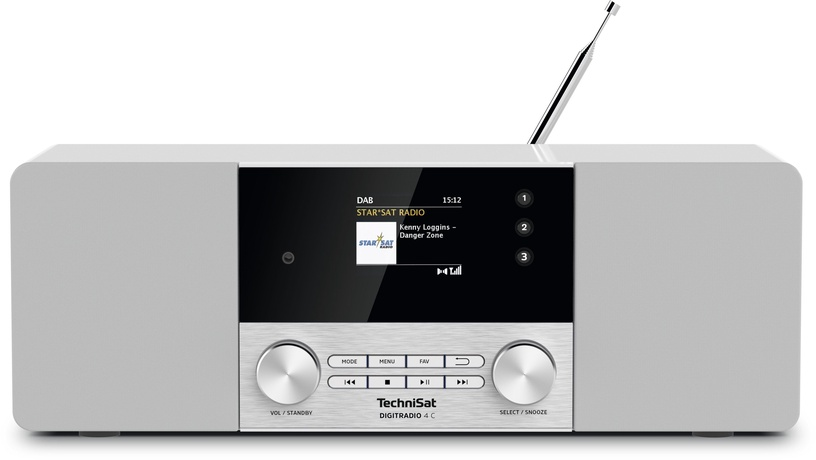 TechniSat DigitRadio 4 C White