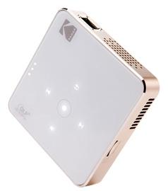 Проектор Kodak DLP Portable White/Gold