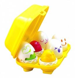 Interaktīva rotaļlieta Tomy Toomies Hide & Squeak Eggs ZT-1581