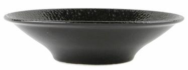 Porland Black Moss Deep Plate D20cm