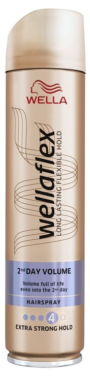 Matu laka Wella Wellaflex 2nd Day Volume Boost, 75 ml